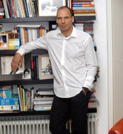 Ministro Economia Greca